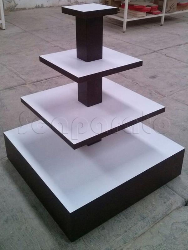 Exhibidor Piramidal EX07