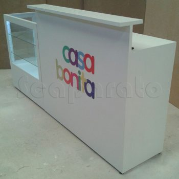 Cash wrap counters