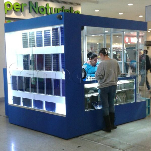 Custom Retail Kiosk 2