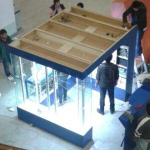 kioscos para plazas comerciales