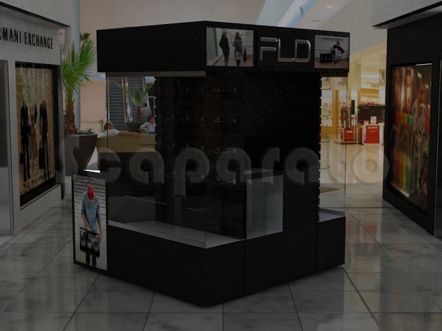 Mall Kiosks 3