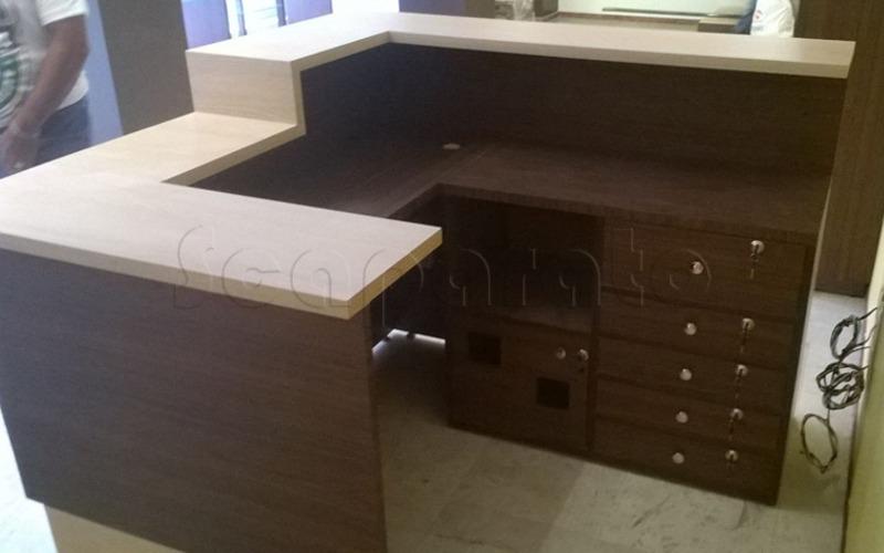 Mueble Recepcion