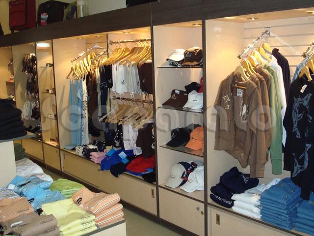 Mobiliario tienda