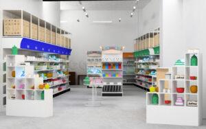 diseño de tiendas