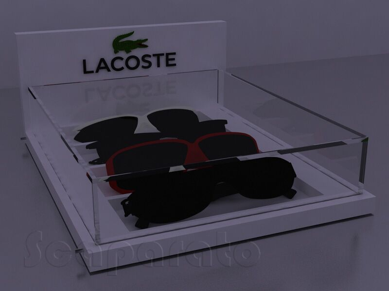 lacoste frame display