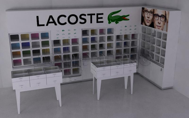 lacoste corner