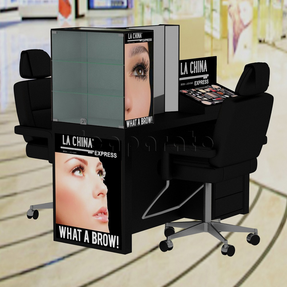 corner de salon de belleza