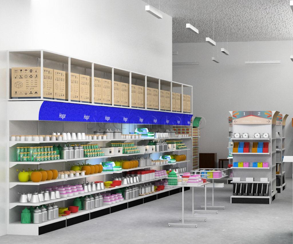 desarrollo de tiendas