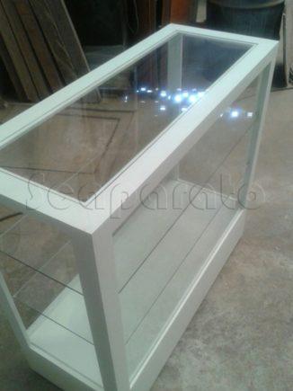 vitrinas de mostrador cuatro vistas