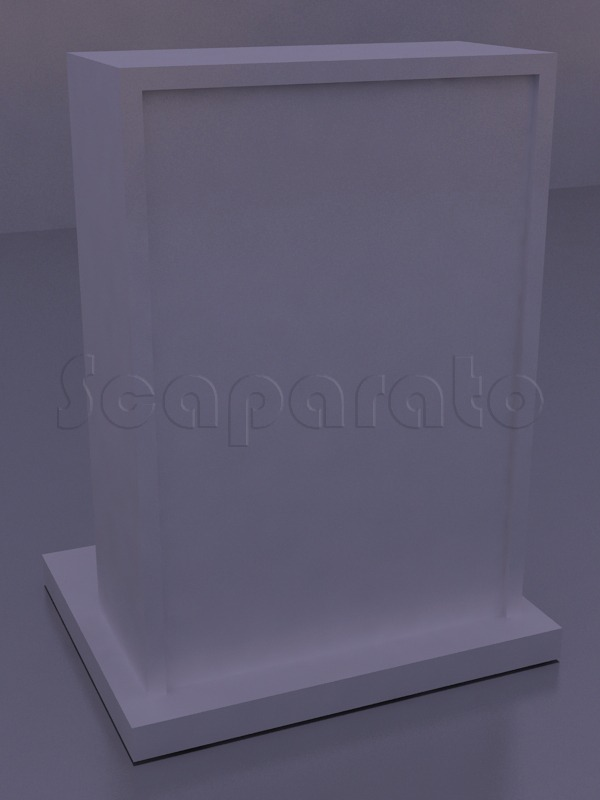 fexhibidor de mesa para lentes