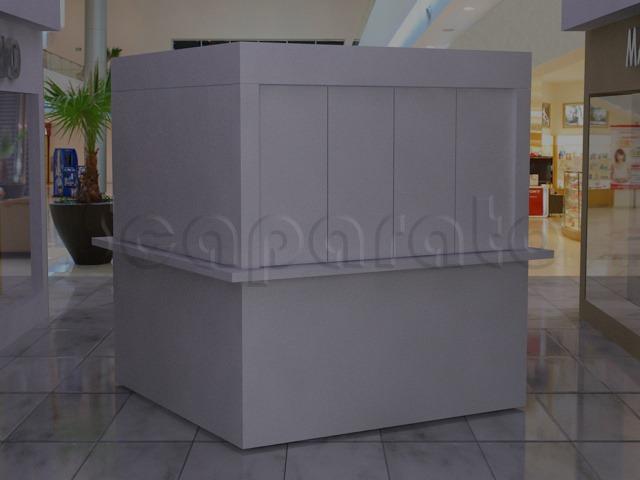 modulo central para centro comercia