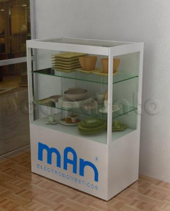 counter display showcase