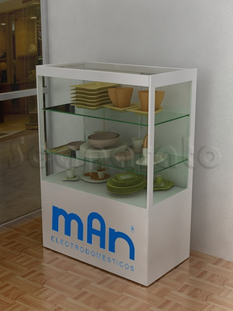 counter display showcase