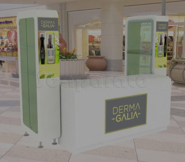 products retail kiosk