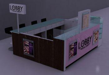 nail spa kiosk