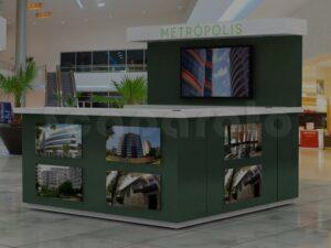 modulos para centros comerciales