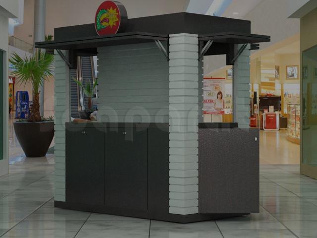 modulo para centro comercial