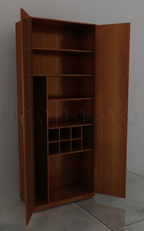 storage shelving unit