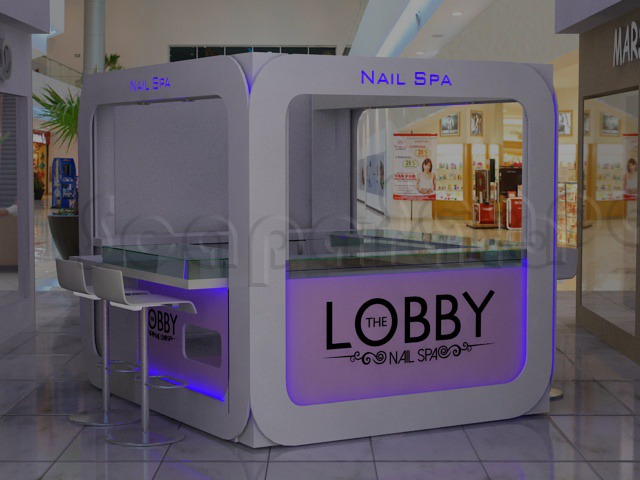 the lobby manicure module
