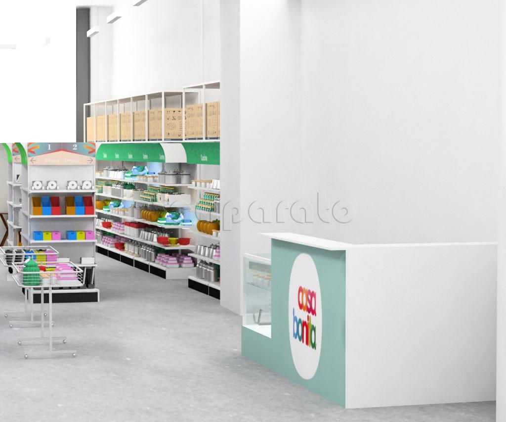 fabrica de desarrollo de tiendas