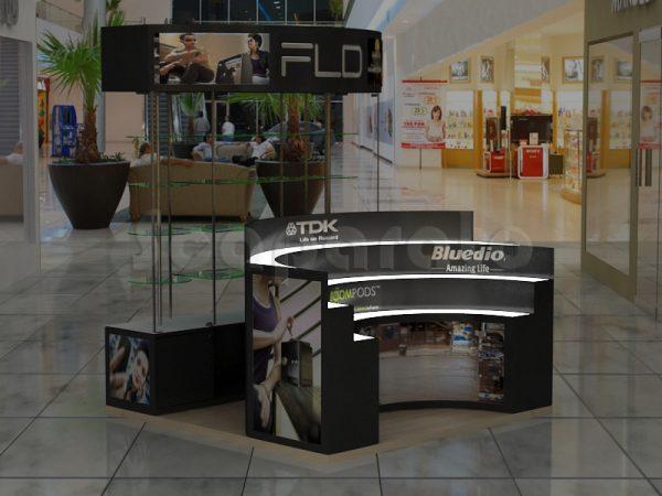 technologic kiosk