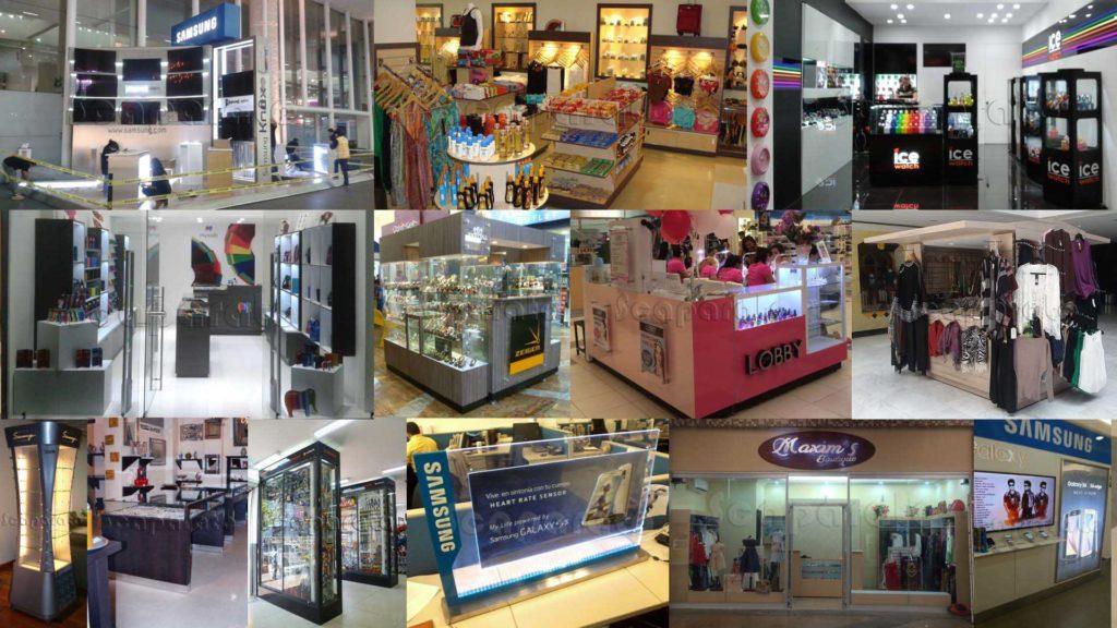Custom Store Fixtures