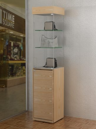 retail tower showcases