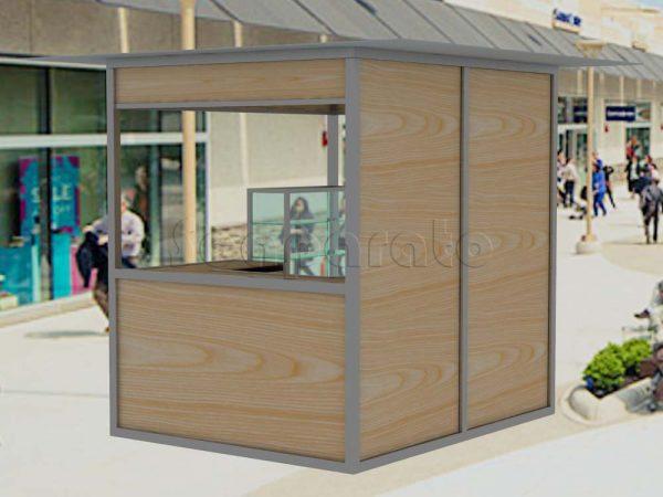 Kiosco exteriores